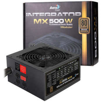 Aerocool 500W Power Supply