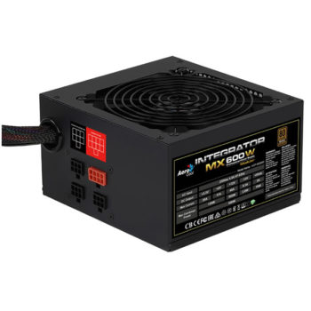 Aerocool 600w Modular Power Supply